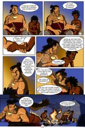 Kamau: Quest for the Son p.21 by Kebiru