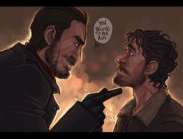 The Walking Dead - You belong to me Rick by the-evil-legacy