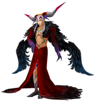 Ultimecia Version Male - DISSIDIA by AndsportsART