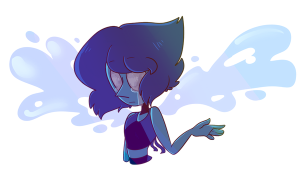 remember when lapis' design wasn't death inducing by gurotastic-p