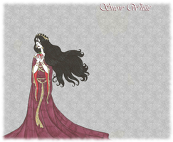 Fairy Tales: Snow White by HumanStick
