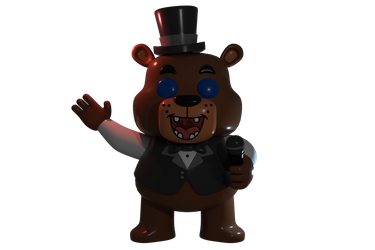 Funko Freddy! by TheUrgeWithin