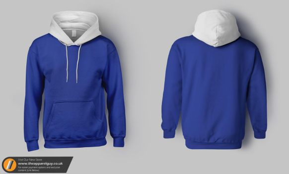 NEW Pullover Hoodie by TheApparelGuy