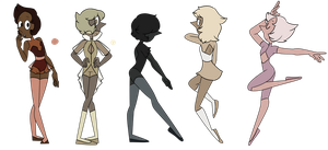 Pearl Adopts (CLOSED) by p0ssum-boy