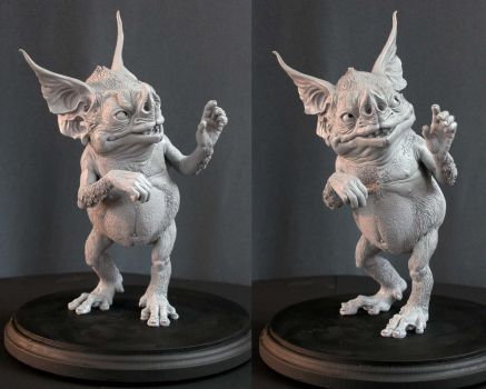 Hogsqueal maquette V1 by MarkNewman