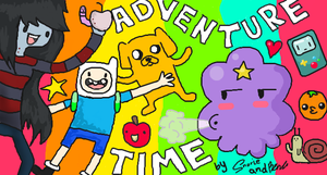 adventure time by snorasaurus