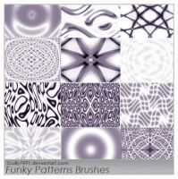 Funky Patterns Brushes by Scully7491