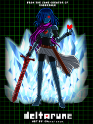 The Knight of the Ruins [Deltarune] by CNeko-chan