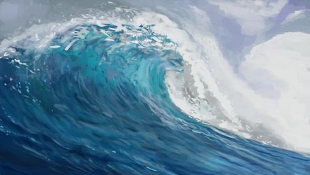 Wave by Azagth