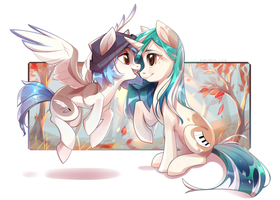 I can't forget you by Makaronder