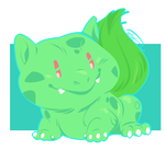 TINY BULBA by MrsDrPepper
