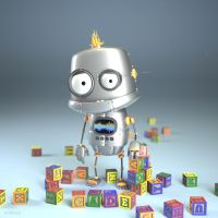 Cade Bot by Matt-Mills