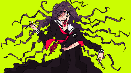 [ mspaint doodle ] genocider ! by blindcosmos