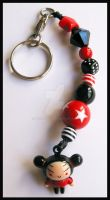 Pucca Keychain by cherryboop