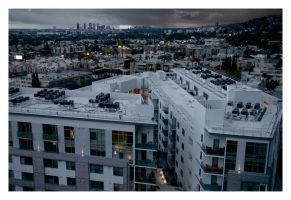 Across Hollywood West by makepictures