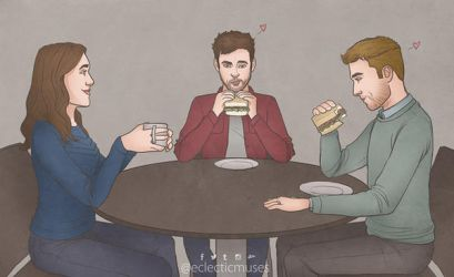 Fitzsimmons Family - Sandwich Time by eclecticmuses