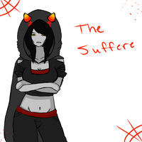 The Suffere Homestuck by Lolalilacs