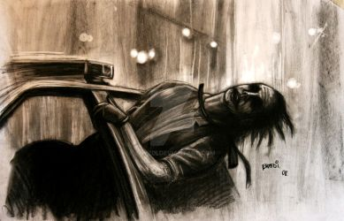 joker in the action by Enyedi