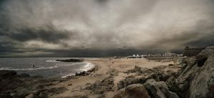 Beach Panorama by Miguelitox31