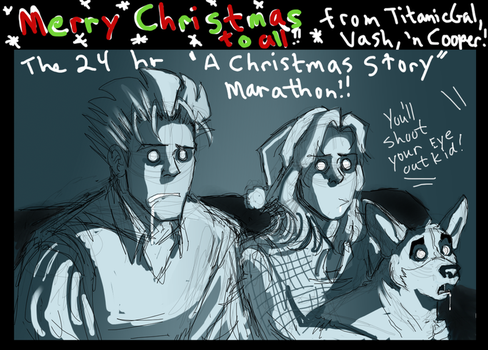A Christmas Story by TitanicGal1912