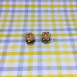 Burger Earrings by okapirose