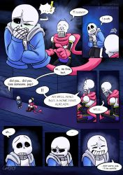.: SwapOut : UT Comic [3-13] :. by ZKCats