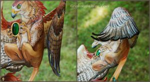 Rufus Gryphongem Wing Views by windfalcon