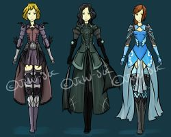 Mini Full Adopts 24.1.15. [CLOSED] by JxW-SpiralofChaos