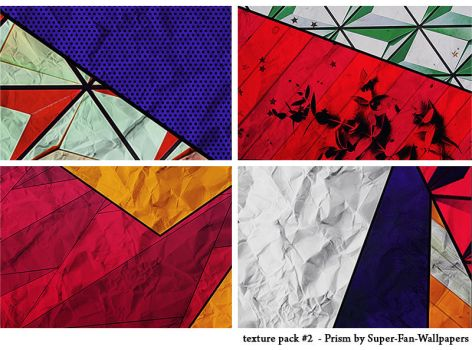 Prism Texture Pack by Super-Fan-Wallpapers