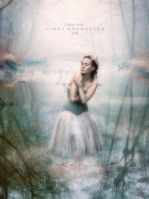 Frozen soul by CindysArt