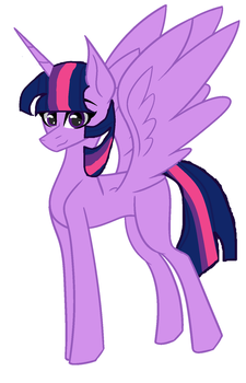 Twilight Sparkle by Emerald2002