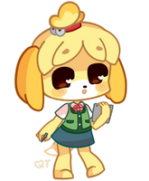 Isabelle by Kyutea