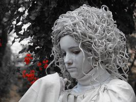 ...Sculptures Can Cry... by Lavenderwitch