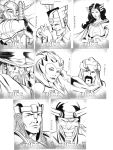 Thor Sketch cards by victoroil