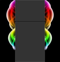 Colorful Youtube Background by JonasForTheArt
