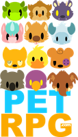 PetRPG Group Shirt Design by Z0MB13S