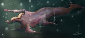 Sea Creature by Mad--Munchkin