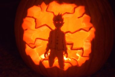 100% ...Pumpkin by GriffinPhillis