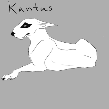 Kantus the bully by crowsinthesky