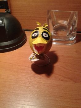 egg Chica 1 by miawell1990
