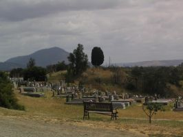 Eary Graveyard by PacAvelli