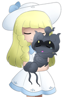Lillie and Marshadow