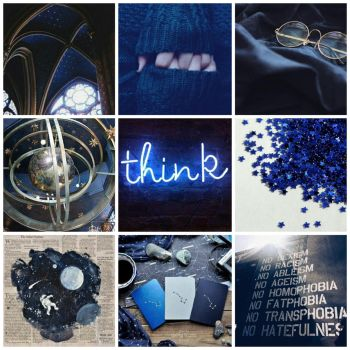 ravenclaw moodboard by amber-kat