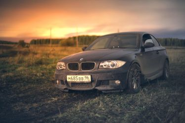 BMW night by Fil3D