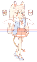 [closed]  Yanny adopt 01 by Seraphy-chan