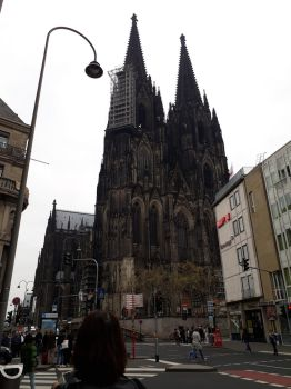 Cologne Cathedral- Germany by loner911