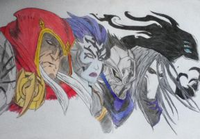 Darksiders by WhatChyaMaCallIt