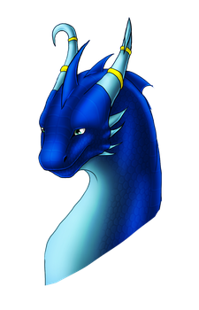 NEW AVATAR by FrozenScales