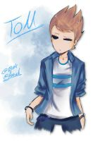 tom doodle by farah200