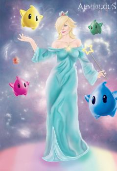 Rosalina by Almerious